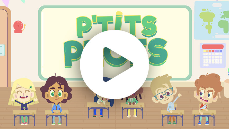 vidéo application P'tits Profs