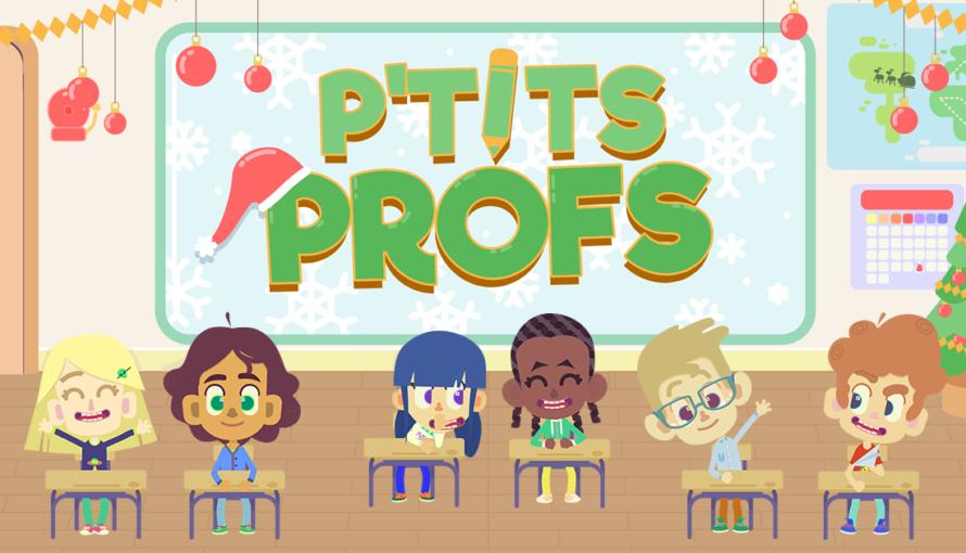 Noël pour les P'tits Profs